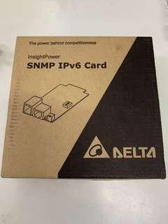 Delta SNMP IPv6 Card