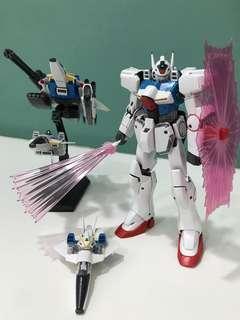 V Dash Victory Gundam Core Booster MG Ver. Ka.