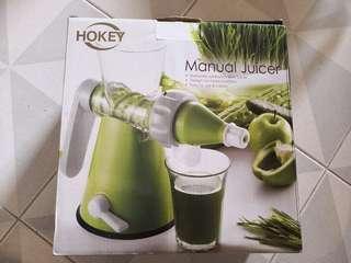 🚚 Hokey Manual Juicer / Juice Maker