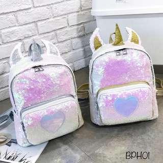 Tas Unicorn sequin
