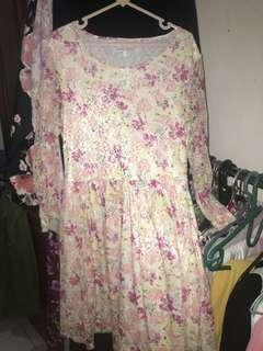 Flower Dress Cache-Cache