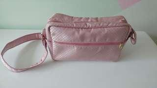 Good as new Sweet Pink Naraya Sling Bag