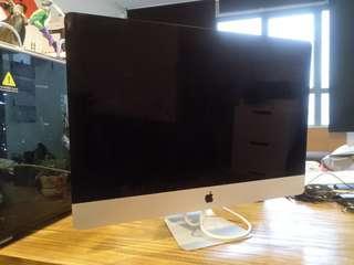iMac late 2013 27 inch  27吋 3TB 24GB RAM 最高顯卡