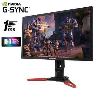 🚚 Acer Predator XB281HK GSYNC
