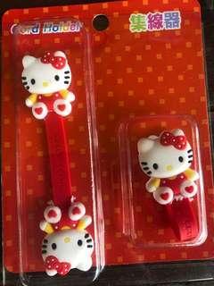Hello Kitty Cord Holder
