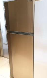 Mitsubishi Fridge 422L MR-F51E Stainless Steel