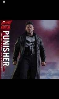 WTB Hot Toys Punisher Netflix