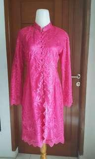 Blouse Cantik Pink Fanta
