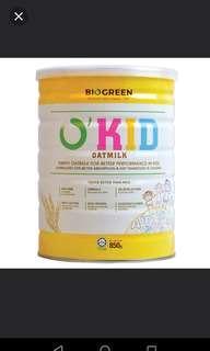 Biogreen oatmilk