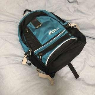 Camel Mountain Big Backpack
