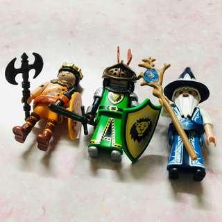 Playmobil minifigure