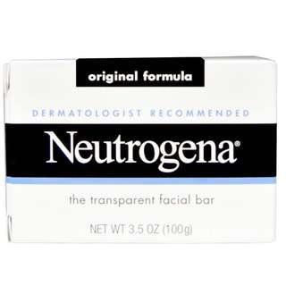 [現貨] Neutrogena, Facial Cleansing Bar 潔面皂