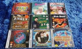 Tamil local CD - various album
