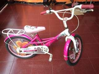 Sepeda exotic Ukuran 18