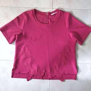 🚚 Pink Top #dressforsuccess30