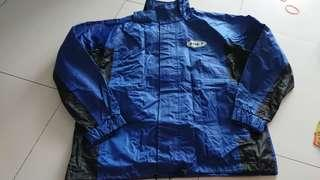 Pilot brand rain coat