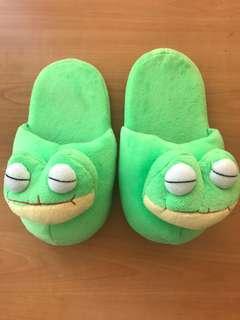 Frog Bedroom Slippers