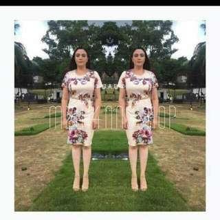 Sunshine Dizon Bodycon Dress