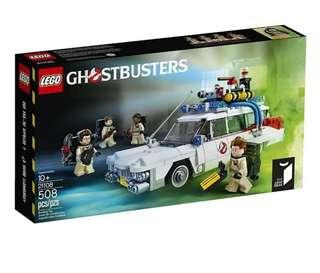 Lego 21108 ghost busters