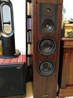 Large Front Speakers