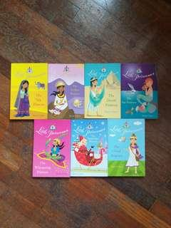 Little Princesses Series by Katie Chase