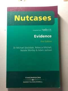 Nutcases - Evidence