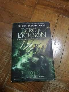 🚚 percy jackson and the olympians