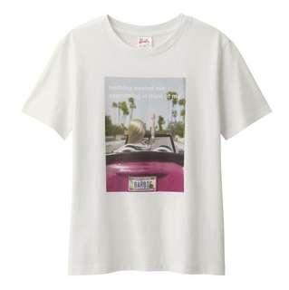 🚚 GU 芭比女裝印花短袖T恤