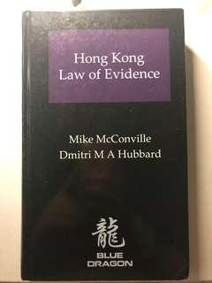 Hong Kong Law of Evidence