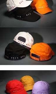 黑色十二時辰鴨舌帽🖤Black Cap