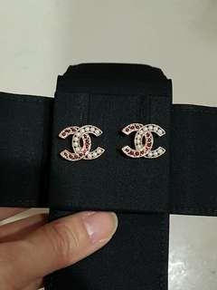 Chanel earrings 2019 耳環