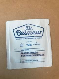 Dr Belmeur Foam cleanser