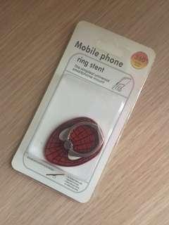 Spider-Man Ring Stent蜘蛛俠手機指環