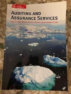 Auditing and Assurance Services (Second Edition)