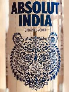Absolut Vodka India (Limited Edition)