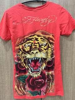 可換)Ed hardy t shirt