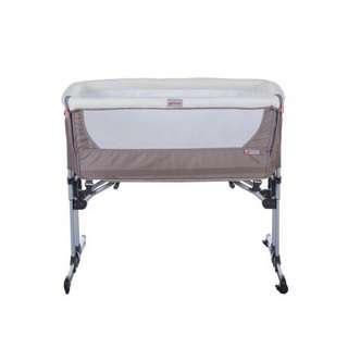 Zibos Ala Rocking Bedside Crib / Cot