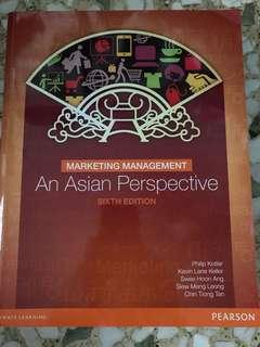 Marketing Management An Asian Perspective sixth edition