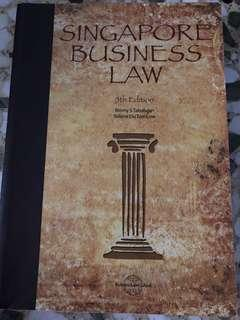 Singapore Business Law 5th edition