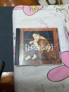 鄭秀文 holiday 日版cd