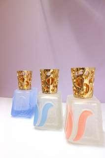 💯 New法國Bel' Air水晶玻璃香薰瓶