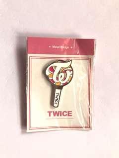 Twice Pin