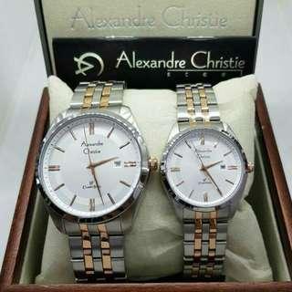 Alexandre Christie Combination