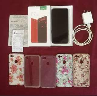 Oppo f7 64gb almost complete