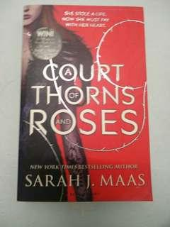 Court of Thorn and Roses by Sarah J. Maas