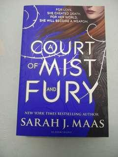 Court of Must and Fury by Sarah J. Maas