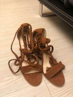 波斯尼亞 綁帶鞋