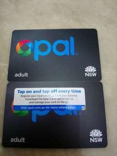 Opal Card for Sydney Public Transportation