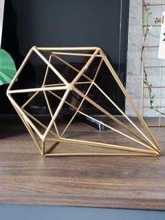 Geometrical Shape Decoration