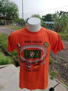 Vtg 90s World Cup Soccer (Made Italy)